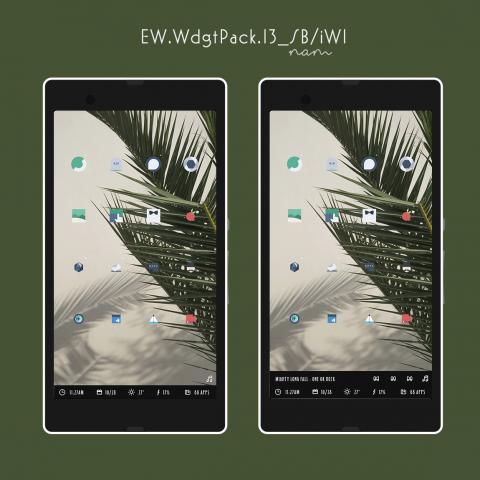 EW.WdgtPack.13 - 2.0