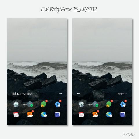 EW.WdgtPack.15 - 2.0