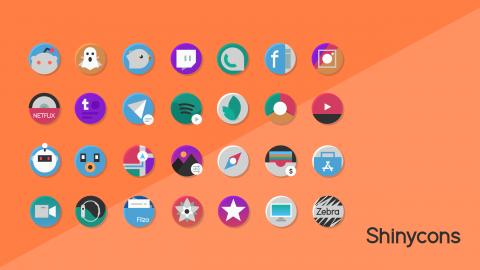 Shinycons Theme - 1.0