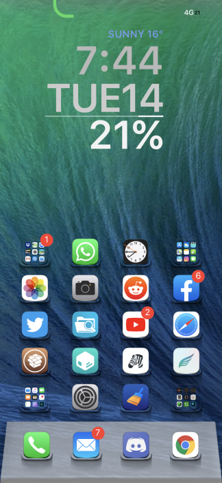 Maverick Dock Fixed - 0.0.2