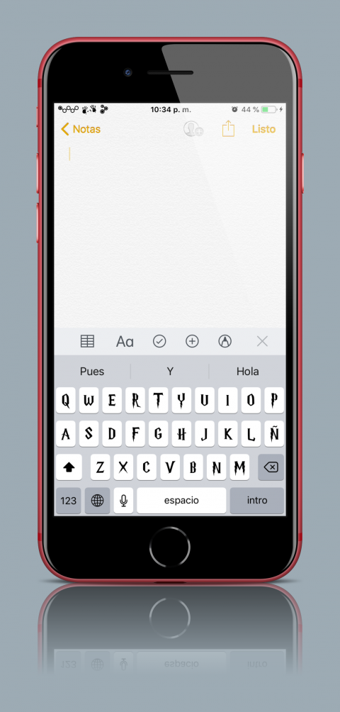 Fonts Keyboard ll - 1.1