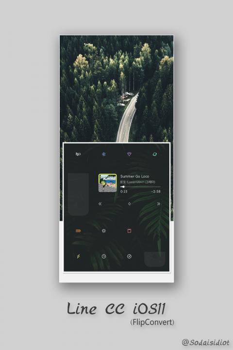 Line CC iOS11 - 1.0