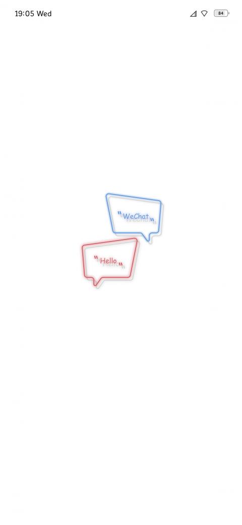 NeonWeChat Theme纯白顶栏版(微信主题) - 2.8
