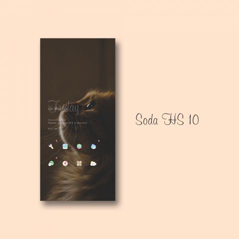Soda HS 10 - 1.0