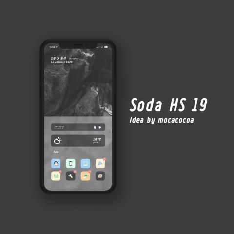 Soda HS 19 - 1.0