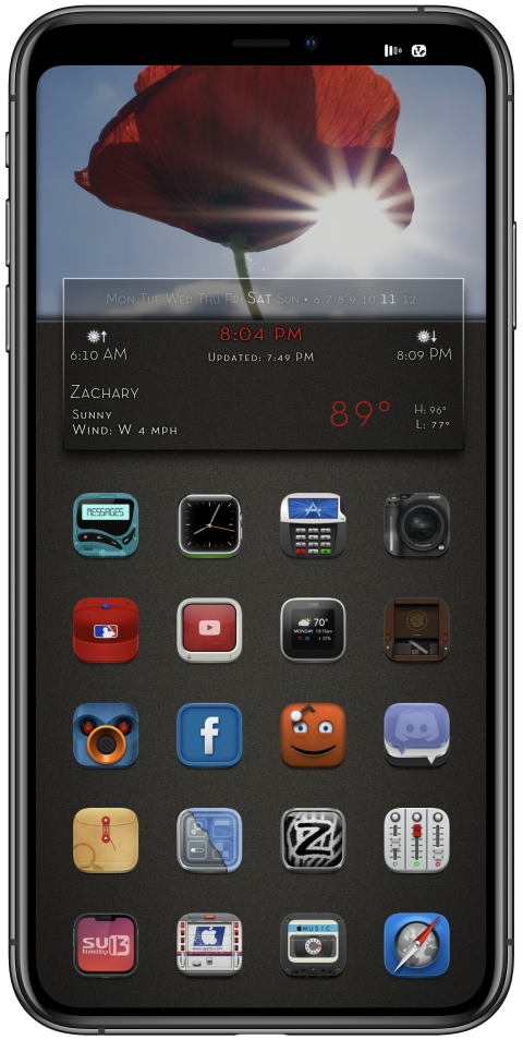Xen-Weather V7 - 1.0